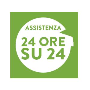 SERVIZIO Assistenza 24 ore su 24